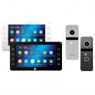 Комплект KAPPA+ HD (White + Black) / Solo FHD (Graphite + Silver)