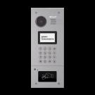 Многоабонентская вызывная панель BAS-IP AA-05E SILVER / AA-05M SILVER