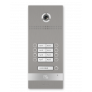 Вызывная панель BAS-IP BI-08FB SILVER ➥ цена, описание, купить недорого | Домофонные системы