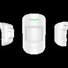 Ajax CombiProtect, белый, вид 0