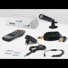Комплект видеонаблюдения «установи сам» Страж Превент 1Ц+ (ЦЛ-420С-1)
