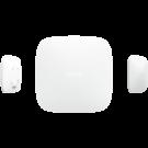 Интеллектуальная централь Ajax Hub Plus, белый