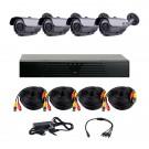 Комплект AHD видеонаблюдения CoVi Security HVK-3004 AHD PRO KIT