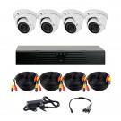 Комплект AHD видеонаблюдения CoVi Security HVK-3006 AHD PRO KIT