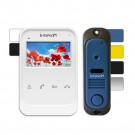 Комплект видеодомофона Intercom IM-01L + вызывная панель Intercom IM-10