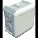 Коробка монтажная 90*90*52 (тип Т40 IP 55)