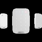 Ajax KeyPad белая, вид 0