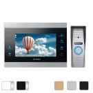 Комплект видеодомофона Slinex SL-07IP + вызывная панель Slinex ML-15HD