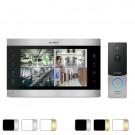 Комплект видеодомофона Slinex SL-10IPT + вызывная панель Slinex ML-20HD