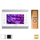 Комплект видеодомофона Slinex SL-07IP + вызывная панель Slinex ML-15HR