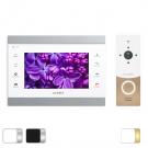 Комплект видеодомофона Slinex SL-07IP + вызывная панель Slinex ML-20HD