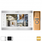 Комплект видеодомофона Slinex SL-10IPT + вызывная панель Slinex ML-15HR