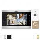 Комплект видеодомофона Slinex SL-10IPT + вызывная панель Slinex ML-20HR
