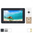 Комплект видеодомофона Slinex SM-07M + вызывная панель Slinex ML-20HR