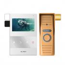 Комплект видеодомофона Slinex SQ-04M + вызывная панель Slinex ML-15HR