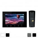Комплект видеодомофона Slinex SQ-07MTHD + вызывная панель Slinex ML-16HD ➥ цена, описание, купить недорого | Домофонные системы