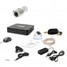 Комплект видеонаблюдения Tecsar AHD 2OUT-MIX LUX