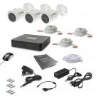 Комплект видеонаблюдения Tecsar AHD 3OUT