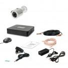 Комплект видеонаблюдения Tecsar AHD 1OUT-2M-AUDIO