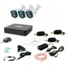 Комплект видеонаблюдения Tecsar AHD 3OUT LIGHT
