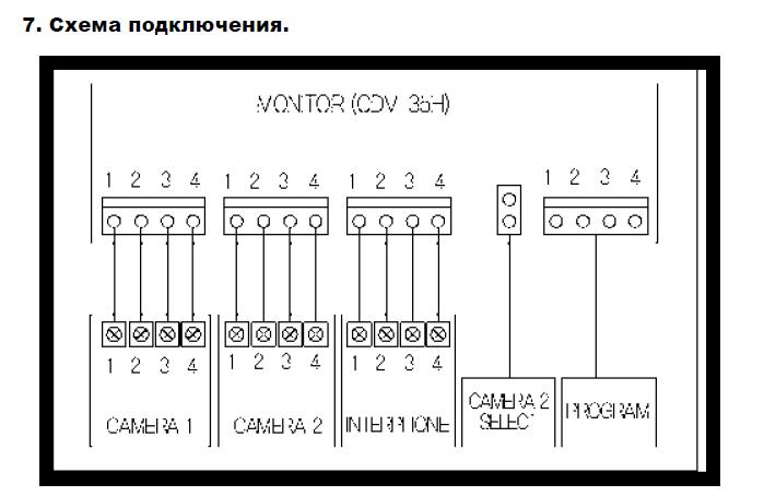 Видеодомофон commax cdv 35a youtube.